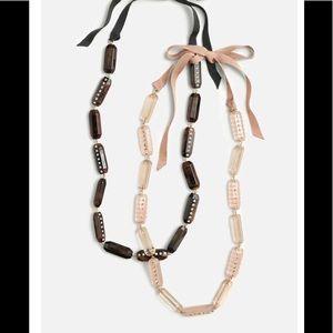 J. Crew. Jewelry/necklace